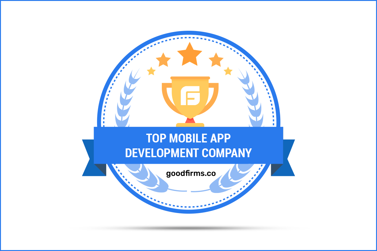 AppsWise Technologies' Excellence In Developing Mobile Apps Got Listed In the GoodFirms List of Top Companies